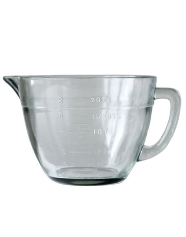 2 Quart Glass Measuring Cup