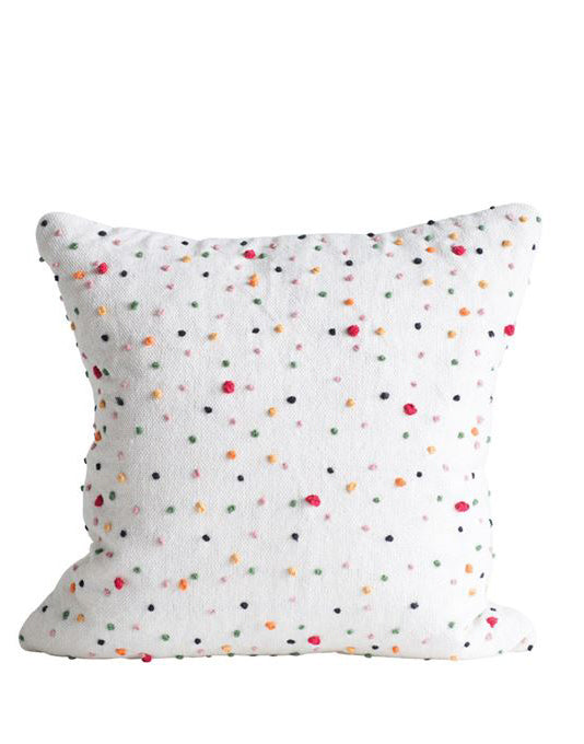 Ice Cream Sprinkles Pillow