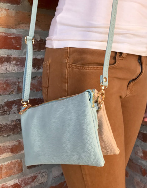 3 Compartment Crossbody
