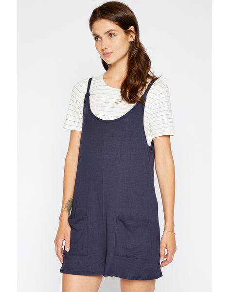 Raleigh Romper Overalls