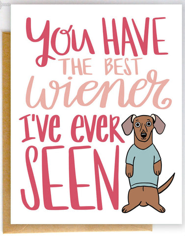 Best Wiener Card