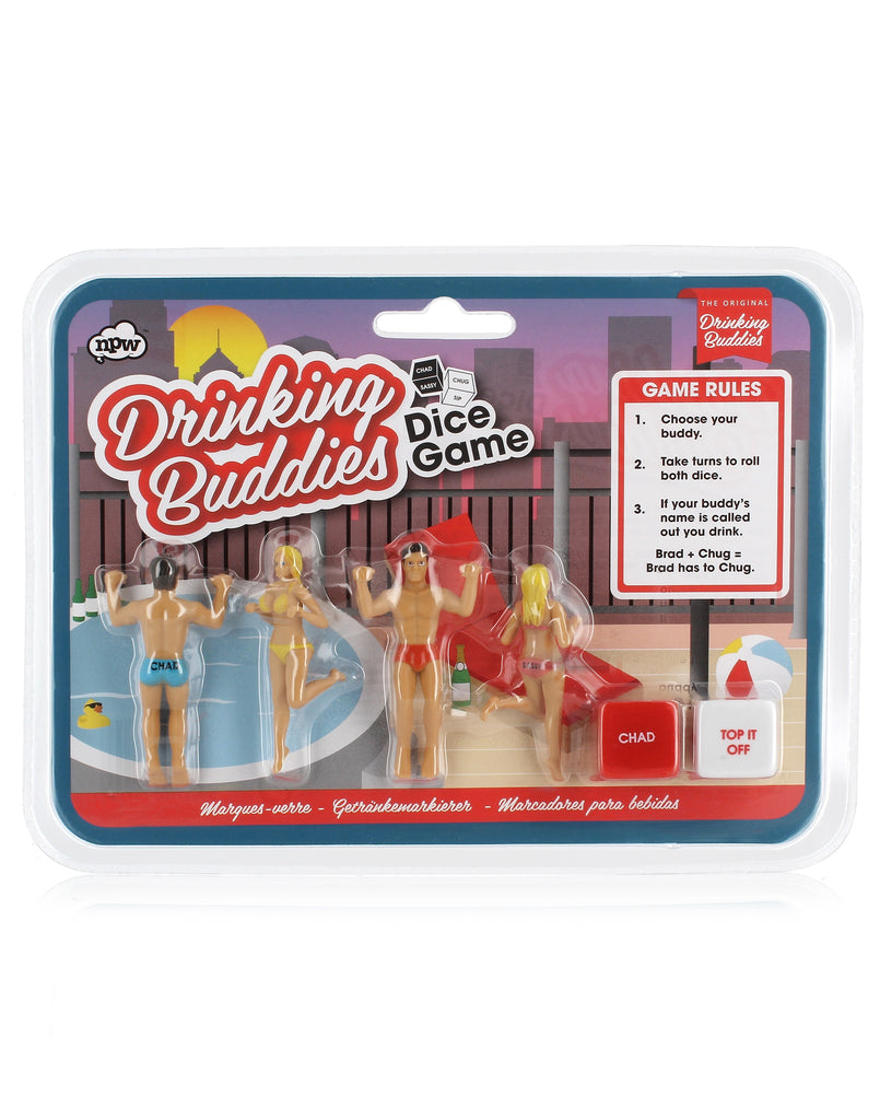 Drinking Buddies Dice Game