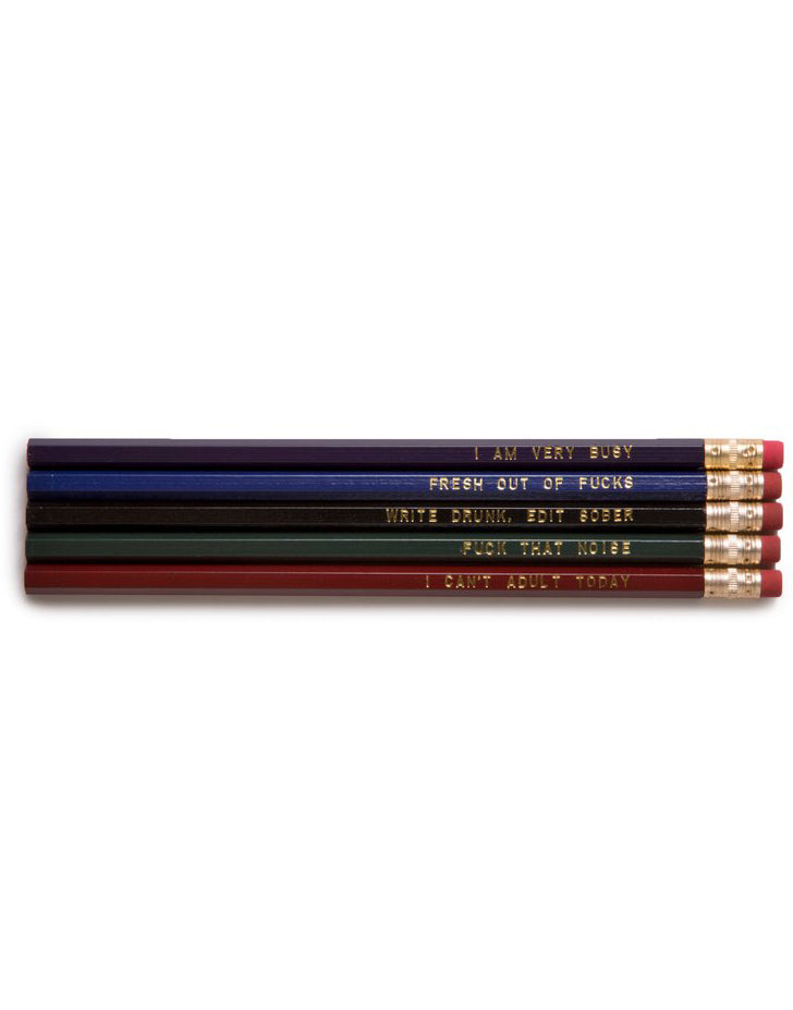 Office Pencil Set