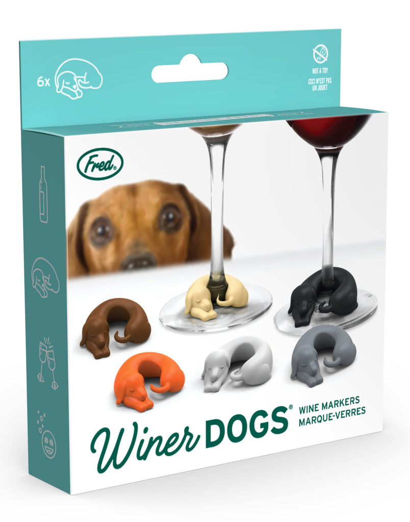 Winer Dog Drink Markers