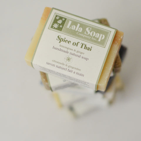SPICE OF THAI Natural Soap