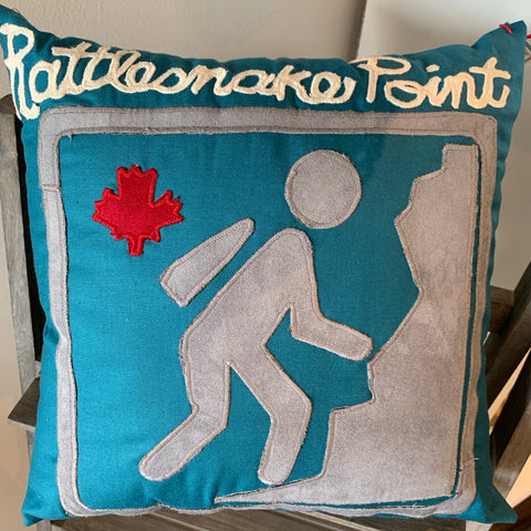 STITCHY KITCHY COO PILLOWS