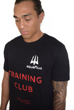 Load image into Gallery viewer, Aquaflux 'Training Club' Tee