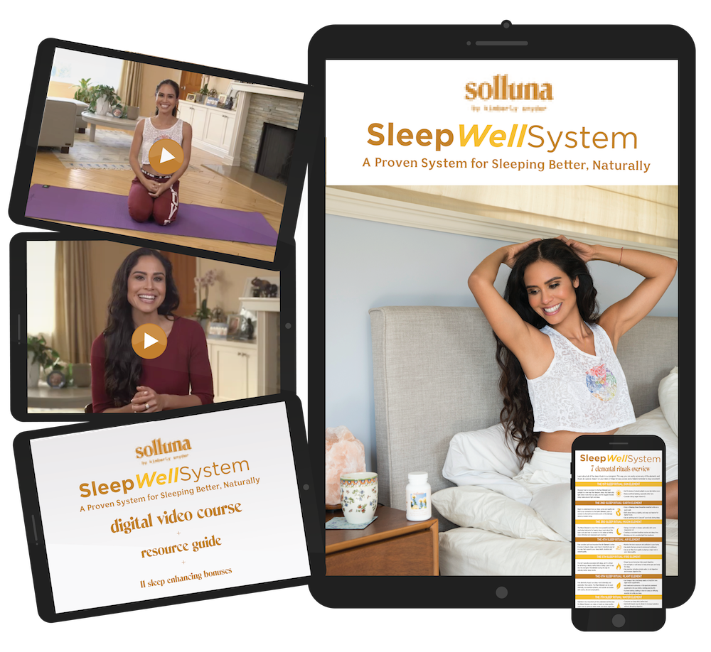 SleepWell System (DIGITAL COURSE)