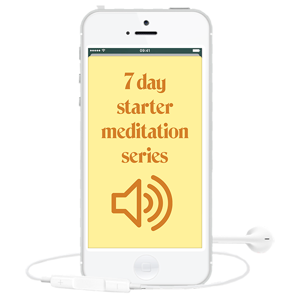 Kimberly Snyder's 7 Day Meditation Audio Series Phone Preview