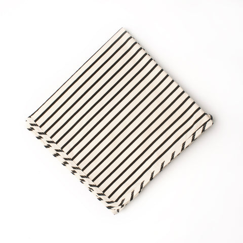 Organic stretch jersey blanket