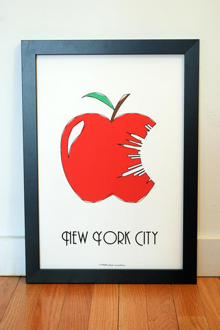 Tallawah Collective - Big Apple, New York City Skyline Art Print