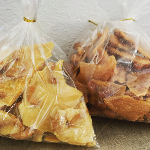 Old-fashioned peanut brittle - 16 oz (Produced by Three Lil' Bakesters in a Commercial Kitchen)