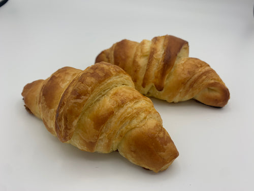 Croissants - 10 pack (Produced by Three Lil' Bakesters Home Kitchen) - Available in SE Wisconsin Only
