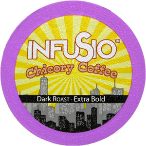 InfuSio Chicory Coffee K Cups 96 Count
