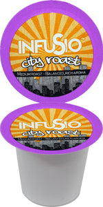 InfuSio City Roast K Cups 96 Count