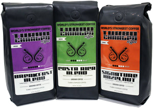 Turbo Charged - Performance Pack (Medium Roast + Hazelnut)