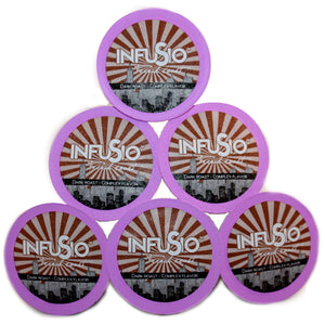 InfuSio French Roast K Cups 96 Count