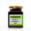 The Odd Bottle Boutique Jams 270ml Plum and Blueberry Jam