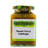 The Odd Bottle Pickles Sweet Curried Cabbage