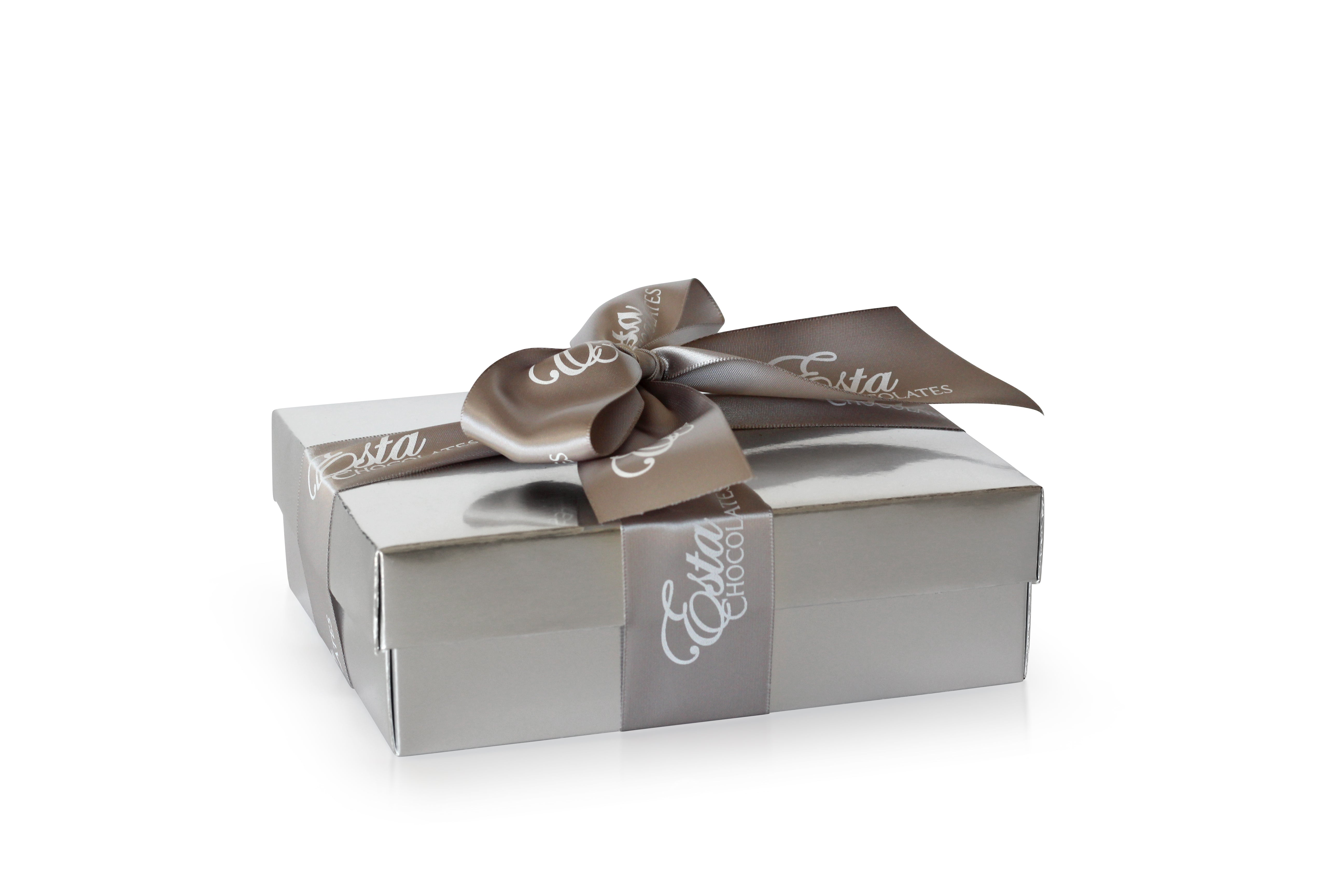 Esta 30 Assorted Truffle - Silver Gift Box