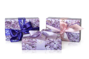 Esta 30 Assorted Truffle - Lavender Print Box