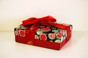Esta Holiday 30 Assorted Truffle - Red Ornament Box