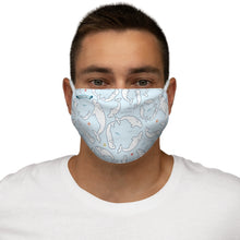 Load image into Gallery viewer, Belugas Snug-Fit Polyester Face Mask