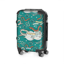 Load image into Gallery viewer, Eels Mysterious Eels Luggage