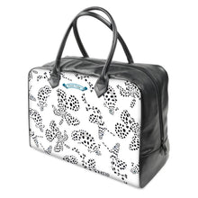 Load image into Gallery viewer, Pale Spotted Fish Holdall Bag