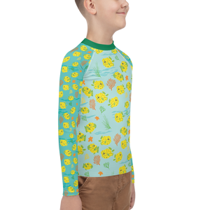 Baby Boxfish Youth Rash Guard