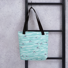Load image into Gallery viewer, Flying Fish Tote bag