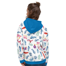 Load image into Gallery viewer, Nudibranch Unisex Hoodie