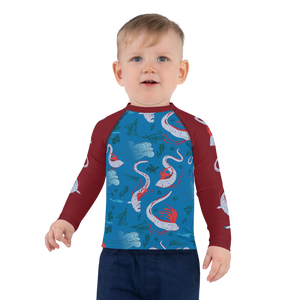 Oarfish Kids Rash Guard