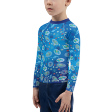 Load image into Gallery viewer, Parrotfish Rash Guard Kids 2T-7