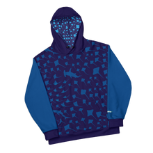 Load image into Gallery viewer, Sharks and Rays Hoodie