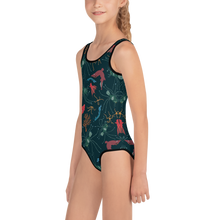 Load image into Gallery viewer, Ugly Fish Kids Swimsuit 2T-7