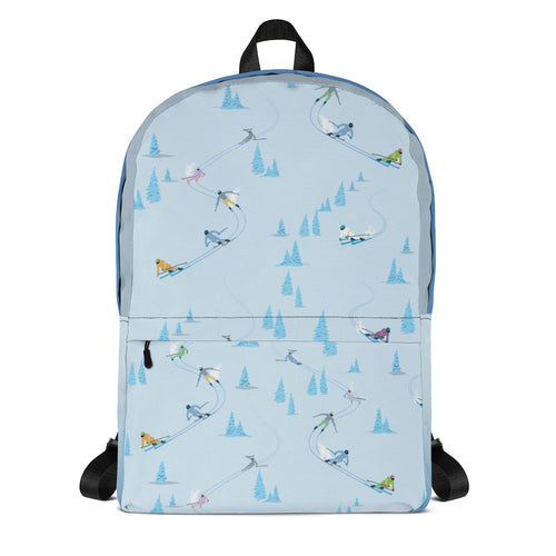 Ski Racers Backpack
