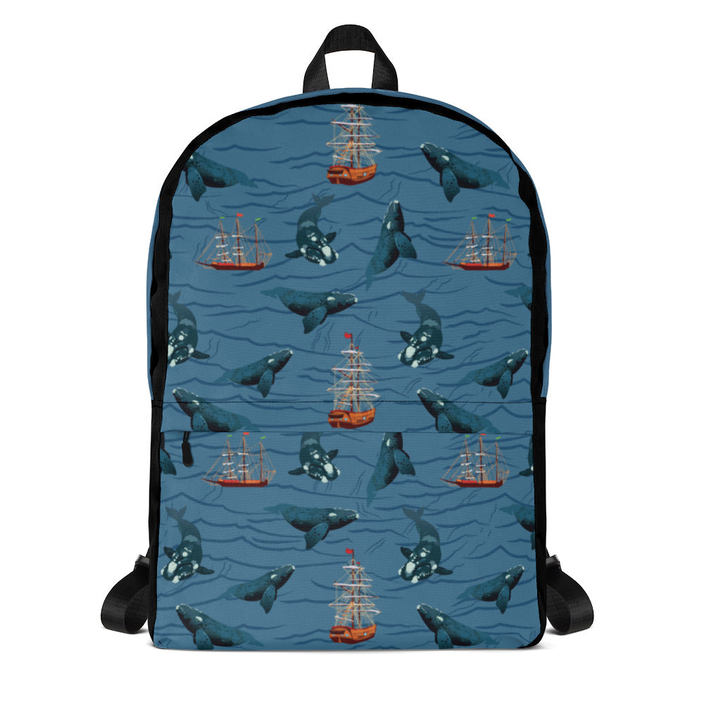 Whales - Right Whales Backpack