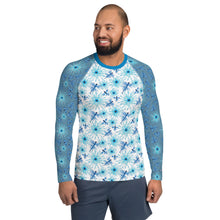 Load image into Gallery viewer, Blue Dragon Men's Rash Guard