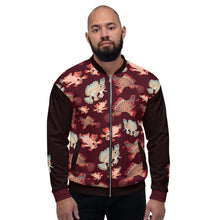 Load image into Gallery viewer, Handfish Unisex Bomber Jacket