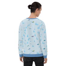Load image into Gallery viewer, Ski Racers Unisex Sweatshirt