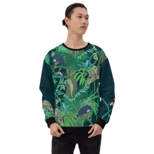 Load image into Gallery viewer, It's a Jungle Out There Unisex Sweatshirt