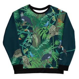 It's a Jungle Out There Unisex Sweatshirt