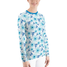 Load image into Gallery viewer, Blue Dragon Women's Rash Guard