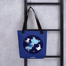 Load image into Gallery viewer, Ocean Zone Tote bag