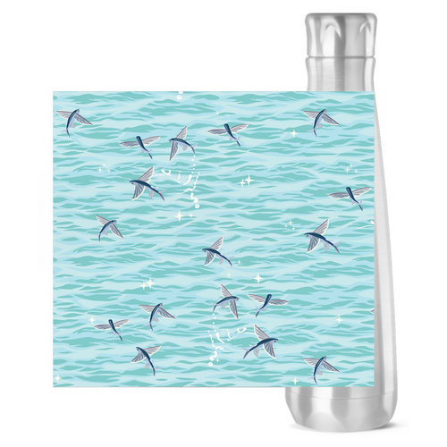 Flying Fish Water Bottle