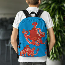 Load image into Gallery viewer, Octopus Backpack