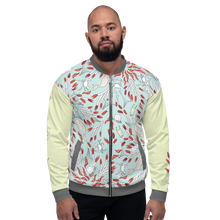 Load image into Gallery viewer, Hydrothermal Vents Unisex Bomber Jacket