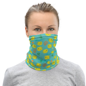 Baby Boxfish Neck Gaiter