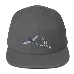 Flying Fish 5 Panel Camper Hat
